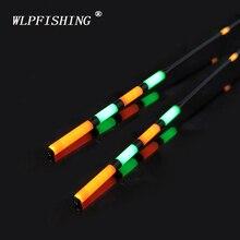 Рыболовный поплавок Специальный фиолетовый свет светящиеся поплавки высокая яркость Рыболовные Поплавки высокие разумные Электронные Поплавки