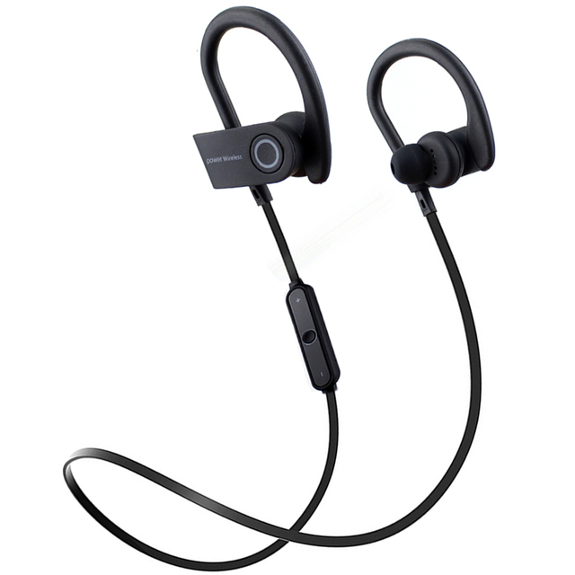 Daono G5 Auricolare Bluetooth Sport In Esecuzione Con Il Mic Ear-Hook  Auricolari Bass Auricolare c0f62b5d1280