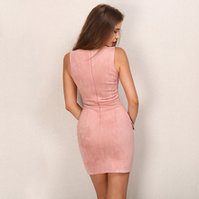 New ladies fashion party dress