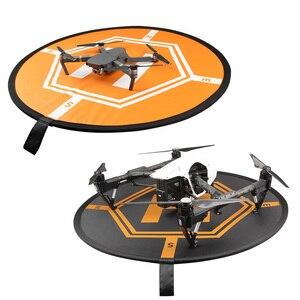 Image 4 - D80cm Drone נחיתה חניה Pad מהיר פי סינר עבור DJI פנטום 2 3 4 Mavic פרו אוויר מיני Inspire 1 Quadcopter RC ראסינג גאדג ט