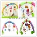 Crianças coloridas Do Bebê Multifuncional Brinquedo Babyplay Carrinho de Assento De Carro Cama Berço Sino Brinquedo Celulares 50%