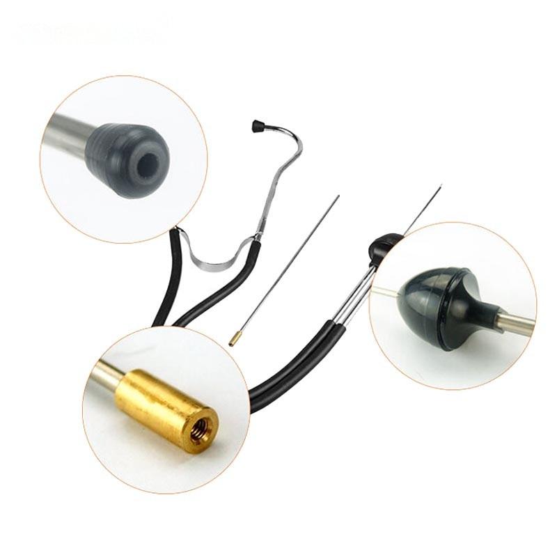 Car Engine Block Stethoscope Auto Detector Repair Tools Engine Analyzer