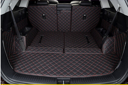 Good Special Trunk Mats For Kia Sorento 7seats 2017