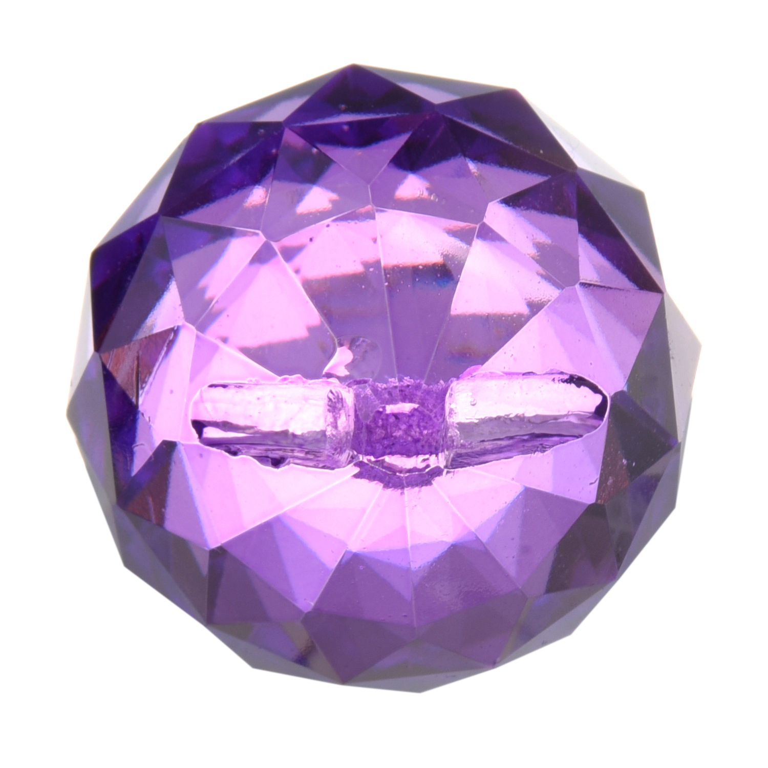 30mm Purple Crystal Ball Prisms-in Chandelier Crystal from Lights ...