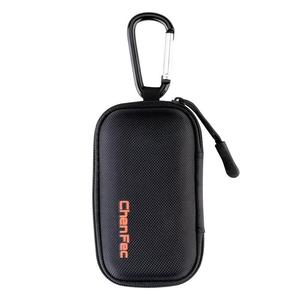 Image 1 - MP3 Player Case Digital MP3 Storage Case/Bag Data Cable Package Zipper Bag Portable Zip Lock Organizer Case with Metal Carabiner