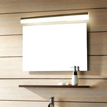 LED mirror light modern bathroom light acrylic 40cm-120cm 8W-24W AC180-240V Wall lamp led wall light arandela ark light free shipping modern 40cm led 14w led modern acrylic wall lamp bathroom mirror light white wall sconce
