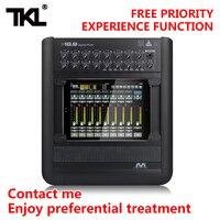 TKL M16.8 profesjonalny sprzęt audio mikser cyfrowy Ipad 16 kanałowy usb wifi DJ mieszanie dźwięku do Karaoke KTV mecz Party w Sprzęt DJ od Elektronika użytkowa na