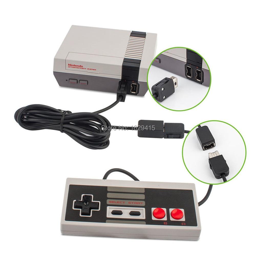 IVYUEEN NES Classic Mini izklaides sistēmas konsoles kontrolieris - Spēles un aksesuāri - Foto 6