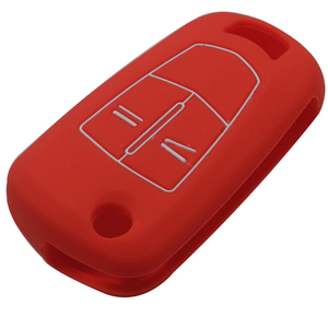 Image 5 - jingyuqin Remote Silicone Car Key Case Cover Protector For Vauxhall Opel H Insignia J Vectra C Corsa D Zafira G Astra Signum