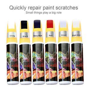 Image 1 - Car Paint Repair Pen Scratch Repair Pen Paint Repair Red Black White Silver Gray Paint Touch Pen Prevent Rusting Repair Pen