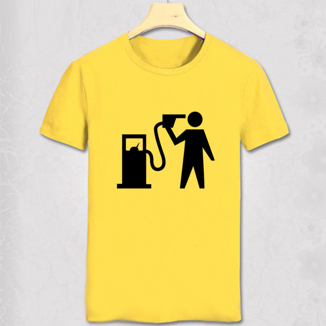 Petrol Head T-Shirt