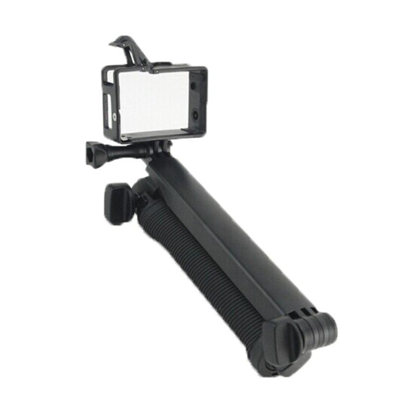 3 Way Hand Grip Arm font b Action b font selfie tripod font b Camera b