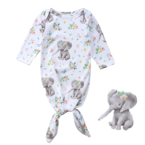 Stetig Neugeborenen Baby Mädchen Floral Decke Schlafsäcke Frühling Herbst Langarm Cartoon Baby Schlafsack Swaddle Wrap