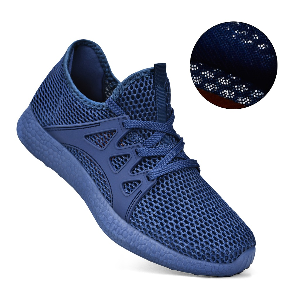 LEMAI Summer Unisex Men Women Running Shoes For Men Athletic Run Trainers Outdoor Sports Sneakers Shoes