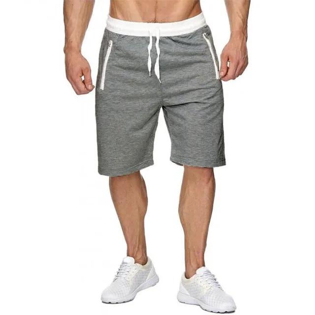 2019 New Men Gyms Fitness Bodybuilding Shorts Mens Summer Casual Cool Short Pants Male Jogger Workout Beach Brand Breechcloth