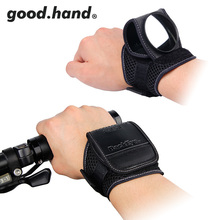 GOOD HAND Bicycle Back Mirror Wrist Band Strap Reflex Rearview Cycling Portable Adjustable Arm Wear Bike Handle Back Mirror