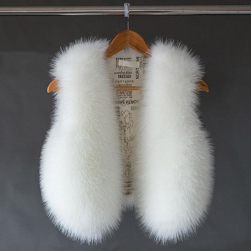 Ձմեռային կանացի բաճկոններ Faux Faur Fo - Կանացի հագուստ