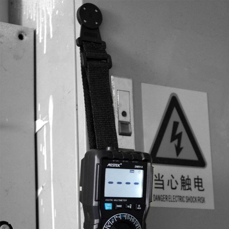 Портативная воздушная петля ремешок и Магнитная подвеска комплект для цифрового мультиметра Fluke TPAK