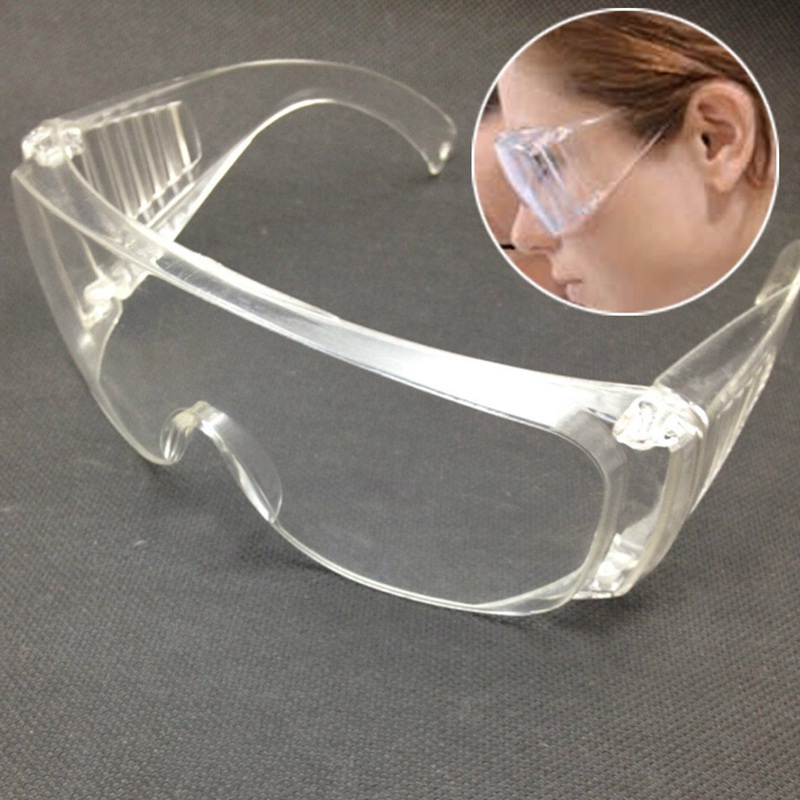 New Clear Vented Safety Goggles Eye Protection Protective Lab Anti Fog Glasses lab medical student eyewear clear safety eye protective anti fog goggles glasses new hot sell
