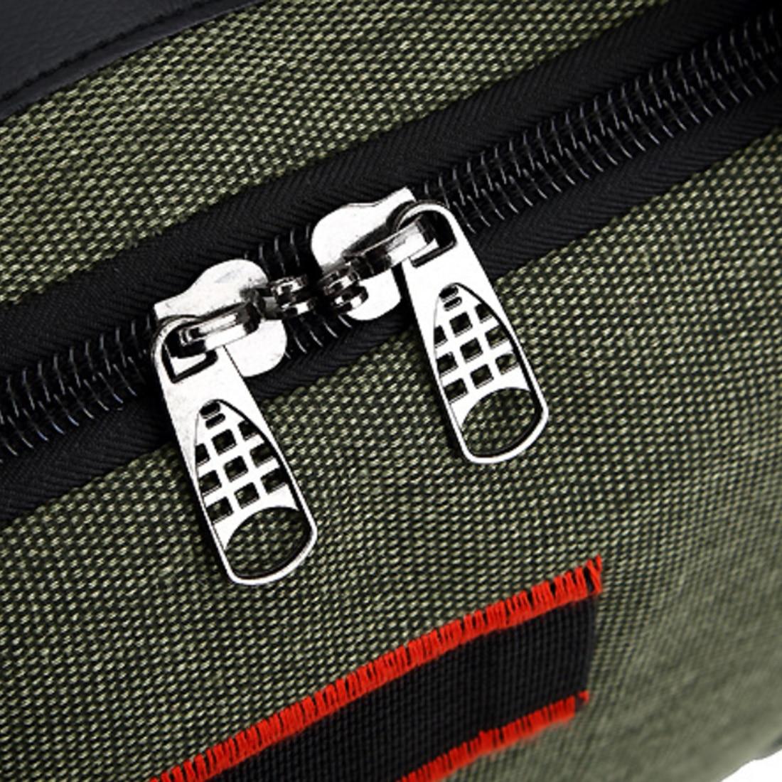 HIPSTEEN Large Capacity Canvas Men's Women Travel Bags Cross-body Bag Handbag Luggage Bag Men Travel Bags - Size S / L Hot Sale 10