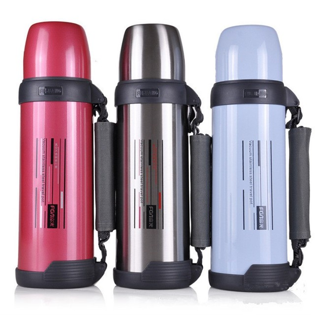 750ML Brand design double wall Stainless steel Vacuum insulation thermos  water bottle 3a0f27e9003f