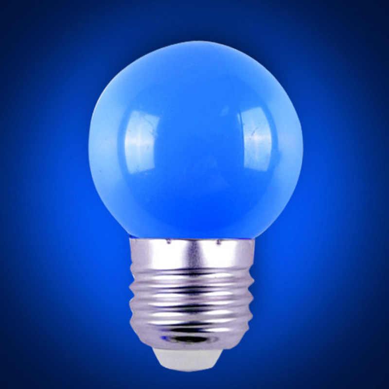 E27 LED Lamp Colorful LED Light Bulb Bombillas Screw Neon SMD2835 Lamp Fashion DJ Disco Party Christmas Lights 220V LED Bulbs