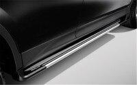 High Quality OEM Taiwan Style Aluminium Running Board Side Step Nerf Bar FOR Toyota RAV4 2013 2015