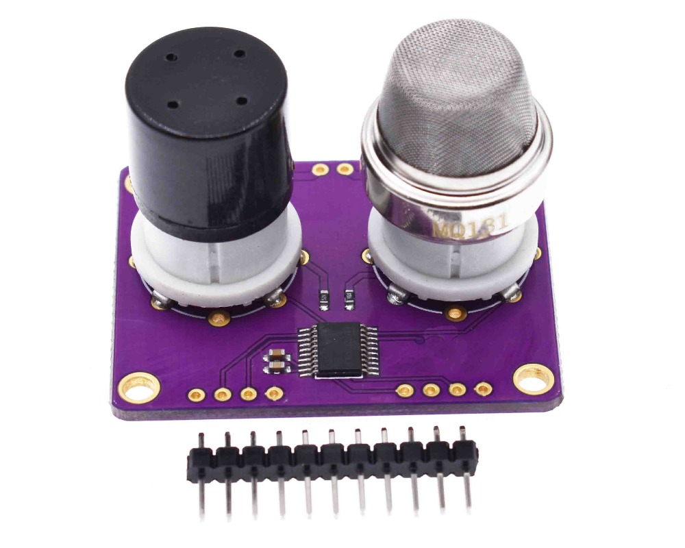 CJMCU 131 MQ131 ozone concentration sensor high and low concentration O3 air quality detection module