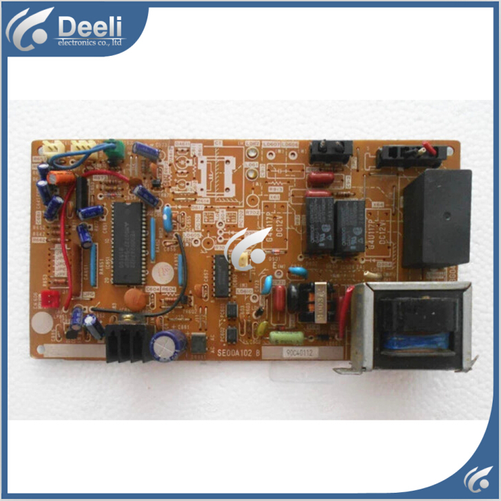 95% new good working for air conditioning computer board Outside board SE00A102B MSH MUH-12LV DE76A423G04 H2DA393G09 sale 95% new for haier refrigerator computer board circuit board bcd 198k 0064000619 driver board good working