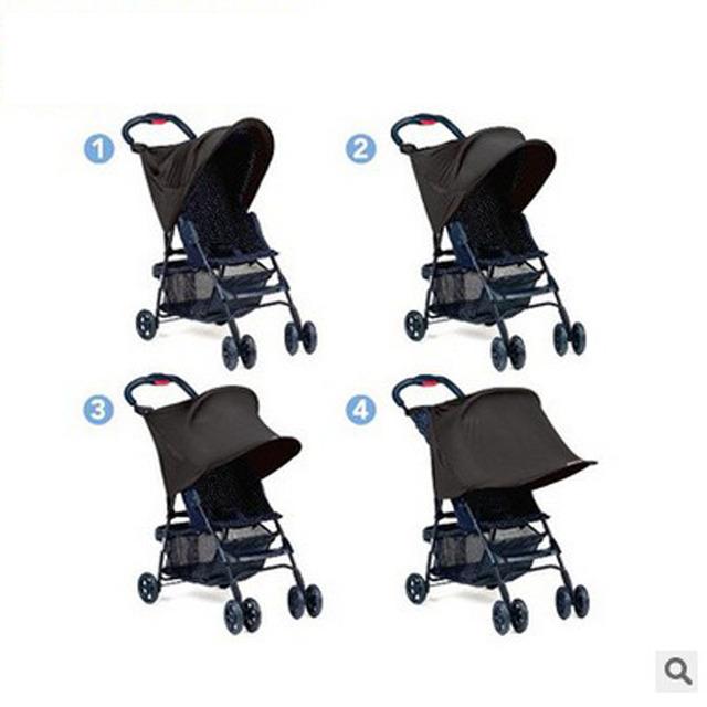 Alta qualidade Carrinho De bebê 2016 Novo Design Carrinho De bebê Dormindo cesta Carrinho de bebê de alta qualidade