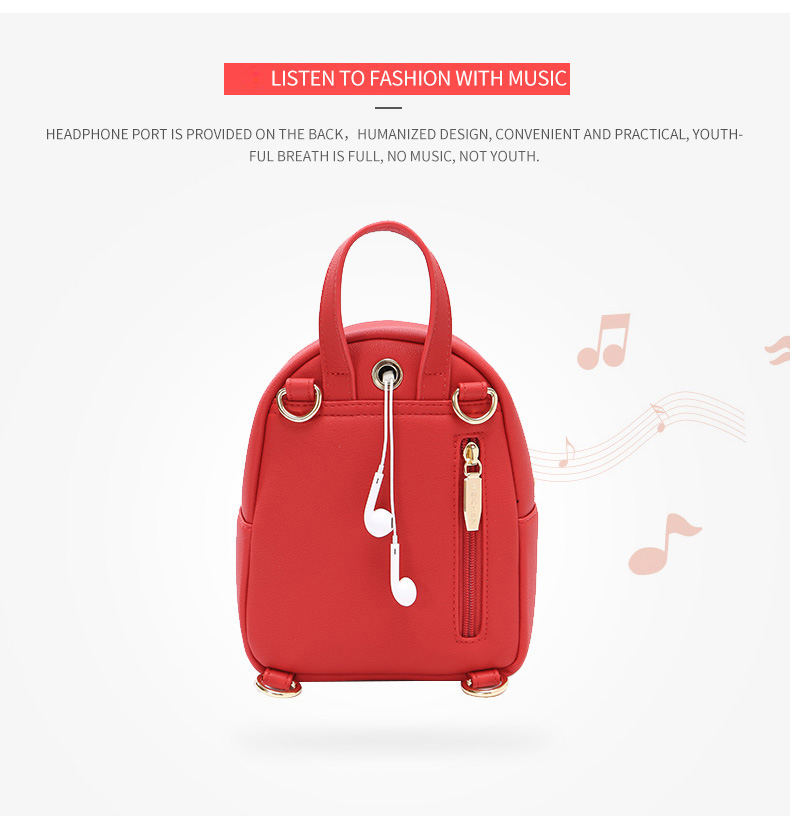 HTB1aZk3qOAnBKNjSZFvq6yTKXXaa WEICHEN New Designer Fashion Women Backpack Mini Soft Touch Multi-Function Small Backpack Female Ladies Shoulder Bag Girl Purse
