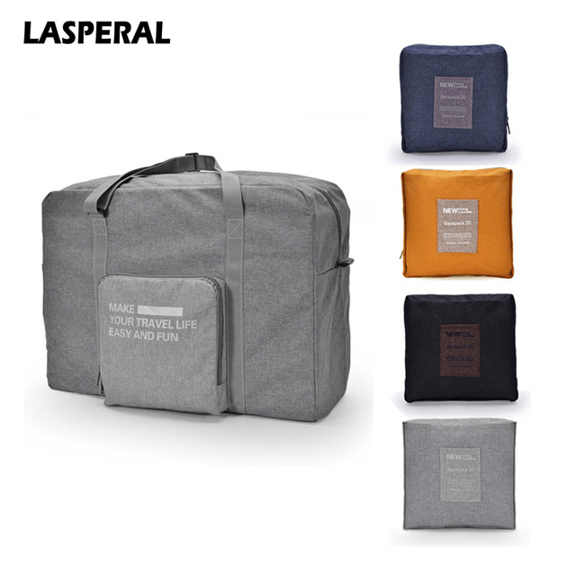New Waterproof Travel Storage Bag Carrying Case Large Capacity Trolley Case Bag Clothes Organizer Canvas Folding  sc 1 st  AliExpress.com & New Waterproof Travel Storage Bag Carrying Case Large Capacity ...