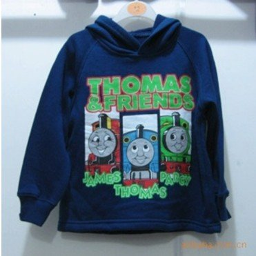 Wholesale trade children's clothing brand original single sweatshirt hoodie / sweater Thomas
