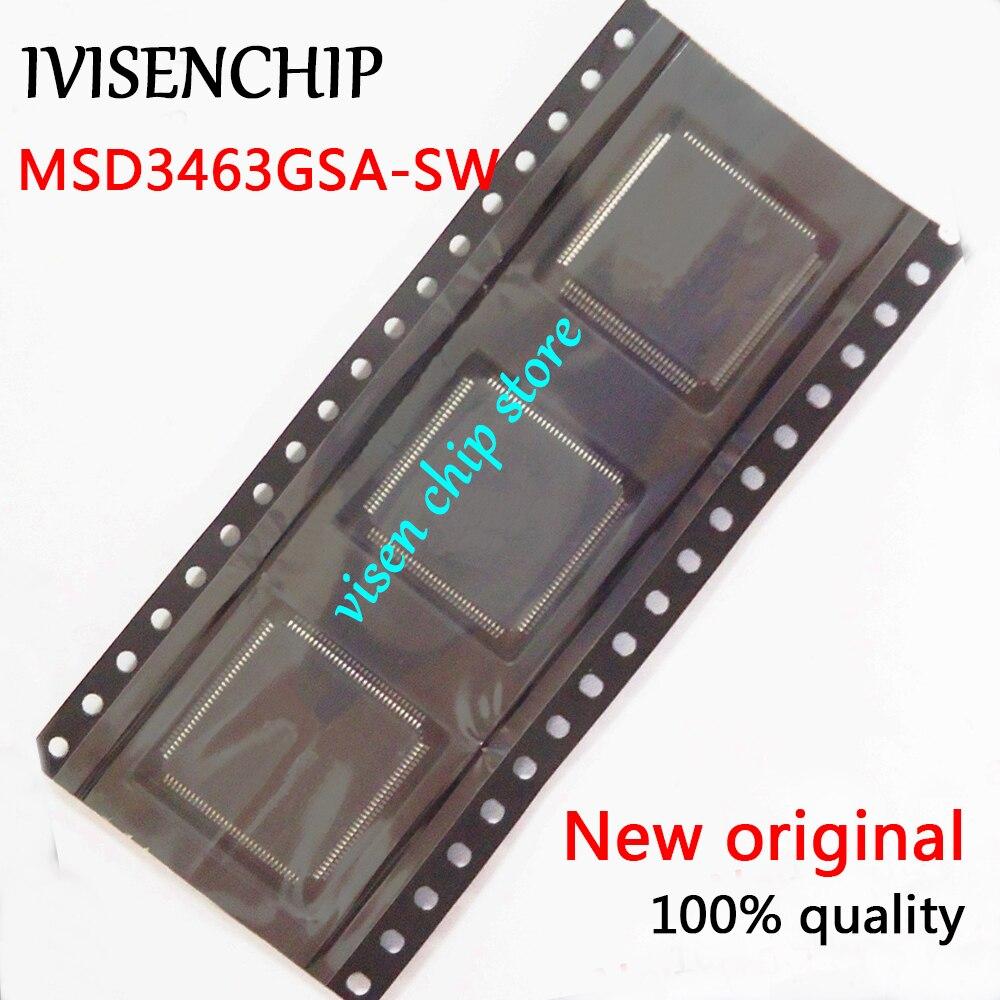 1pcs MSD3463GSA-SW MSD3463GSA SW  QFP-2161pcs MSD3463GSA-SW MSD3463GSA SW  QFP-216