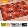 Funny Minion 3d Print Basketball Baseball Soccer Flower Non Slip Water Absorption Floor Carpet Rug Door