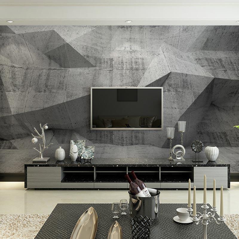 grau tapete werbeaktion-shop für werbeaktion grau tapete bei ... - Wohnzimmer Steinwand Grau