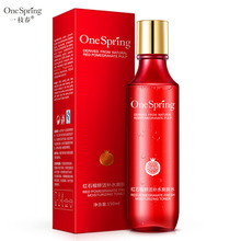 Red pomegranate Toner  Power Lifting Toner 150ml Moisturizing Skin Care Whitening Firming Skin Face Care Cosmetics Face Toners