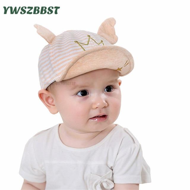 Corona Linda bebé sombreros niño niños Sol malla de algodón verano bebé  Niñas sombrero Niños Sol 07b7fda1b9a