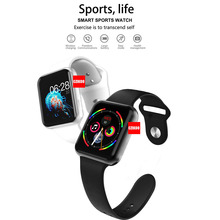 Bluetooth Smartwatch phone Wrist Smart Watch Series 4 Heart Rate Monitor for iphone 7 8 X Apple watch series 4 IOS Android OS