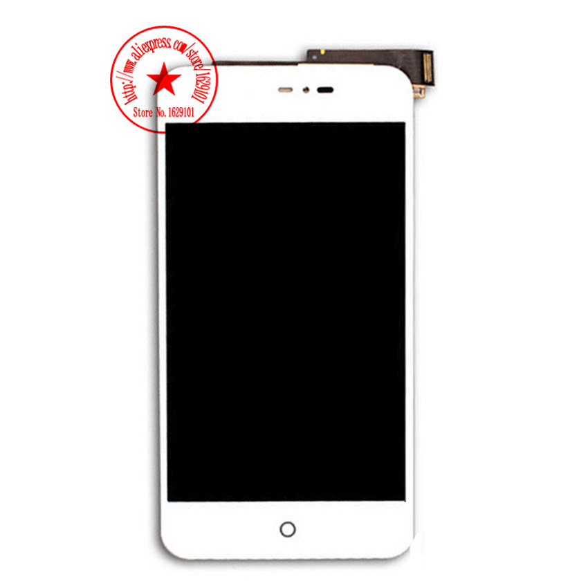 White Best Working MX2 LCD Display+Touch Screen Digitizer Assembly For Meizu MX2 Cell Phone Replacement Parts