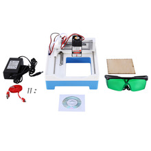 1000mw DIY Laser Engraving Machine Cutting Plotter Powerful Version Carved Machine Small Micro Mini Engraving Machine