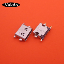 Conector de carga para sony Xperia XA1 Ultra G3221, Micro Mini USB tipo C, reparación de reemplazo de puerto de carga, 100 Uds.