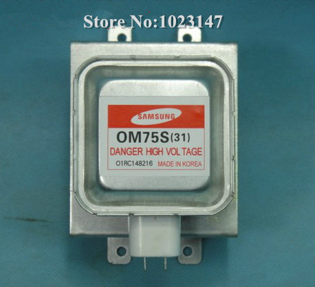 ФОТО Microwave Oven Parts,Microwave Oven Magnetron OM75S (Four holes) 100% Brand New!