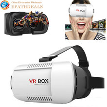 VR Box 3D Movies & Games Headset Virtual Reality Glasses For iPhone 6 Plus Samsung Galaxy S5 S6 4.7-6″ Phone