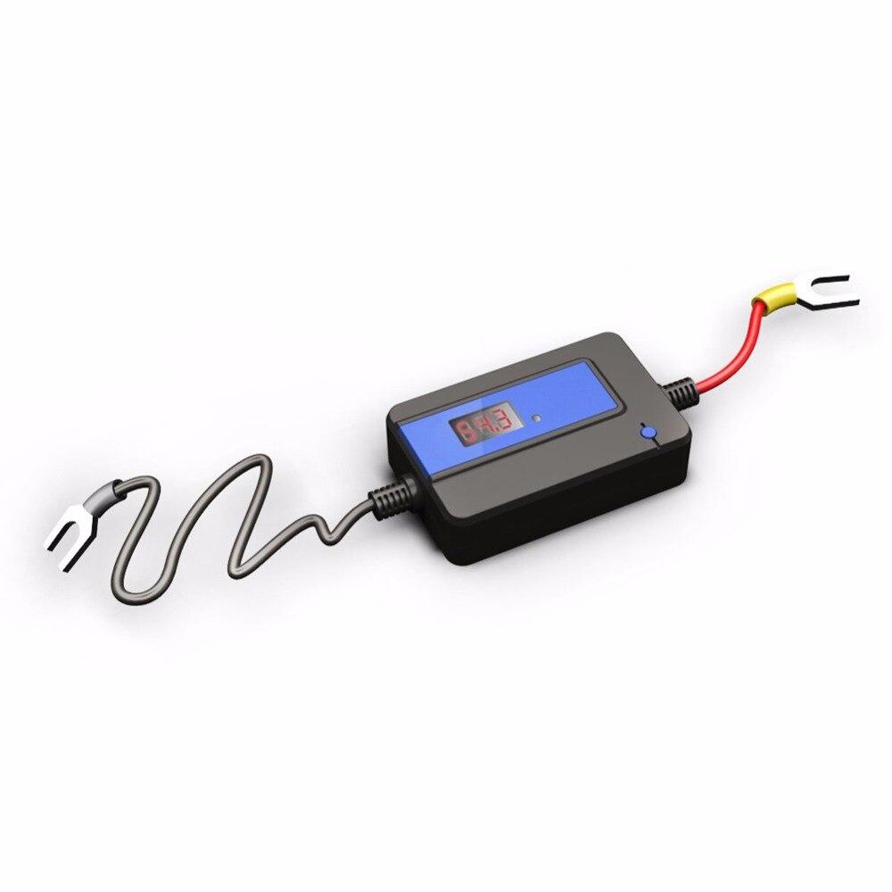 new battery desulfator for sealed lead acid agm gel batteria 12v 24v 36v 48v extend life golf. Black Bedroom Furniture Sets. Home Design Ideas