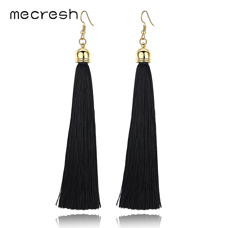 Mecresh 5 Colors Fiber Long...
