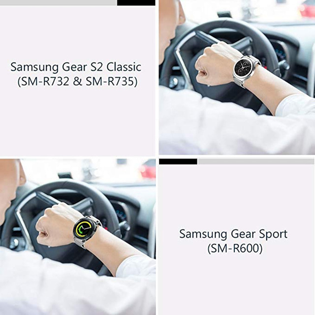 20mm 22mm Milanese Loop Strap For Samsung Gear S3 Band Galaxy Watch 46mm 42mm Active 2 44mm 40mm Strap for Huawei Watch GT 2 2E 2