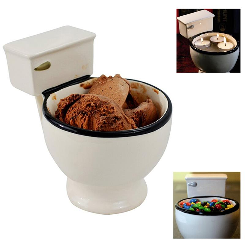 280ml Toilet Mug Super Hardcore Personalized Ceramic Mug Cup Creative Ice Cream Tea Coffee Mug Cup For Home Gift