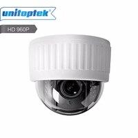 Wireless Speed Dome PTZ IP Camera WIFI CCTV HD 960P Auto Focus 4X Zoom Lens Indoor