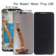 Высокое качество для huawei honor play cor l29 ЖК дисплей сенсорный